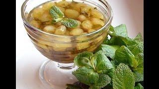 Варенье из винограда с мятой на Зиму рецепт