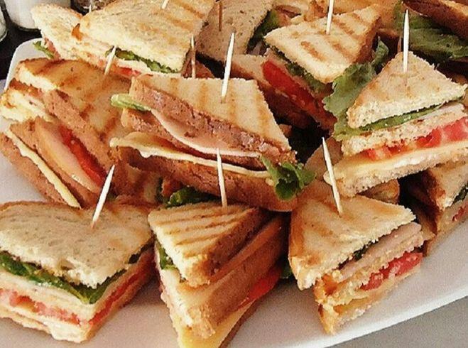 сэндвич фото рецепт