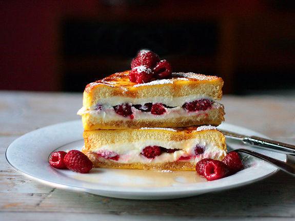 французски тосты сладкие