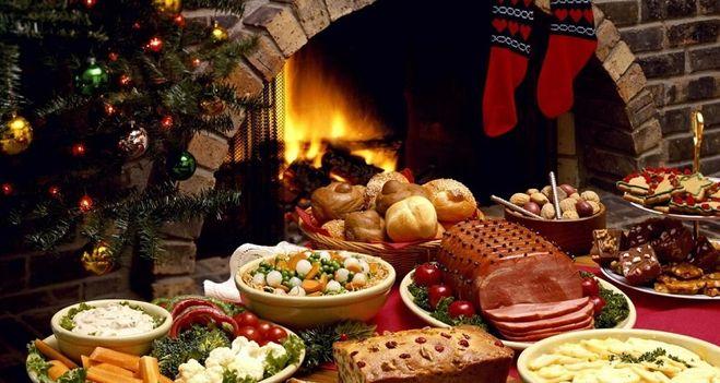 Новогодние блюда украшения рецепт новогодний стол