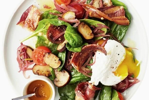 французский салат фото рецепт