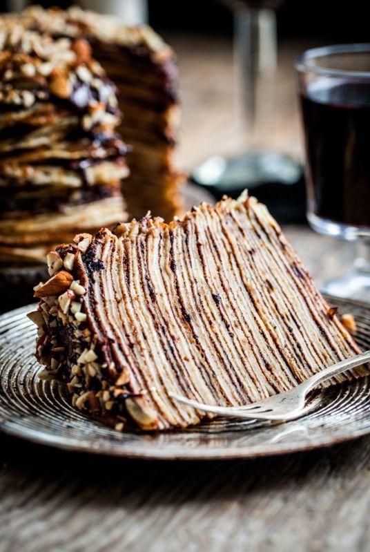 креп-торт