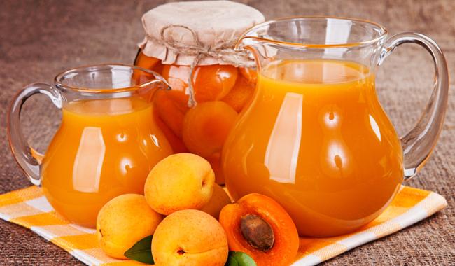 Компот из абрикосов на тему рецепт