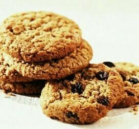 овсяное печенье фото рецепт