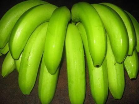 Какие блюда приготовить из зелёных бананов рецепт